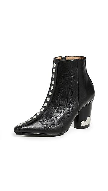 Toga Pulla 铆钉短靴