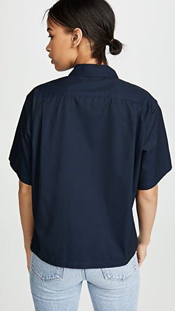Toga Pulla Embroidered Shirt
