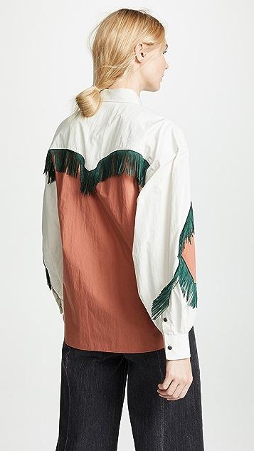 Toga Pulla Western Shirt
