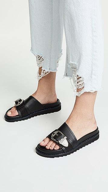 Toga Pulla Western 便鞋