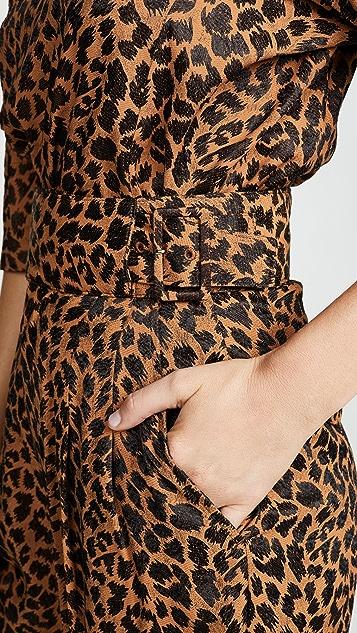 Toga Pulla Leopard Shorts