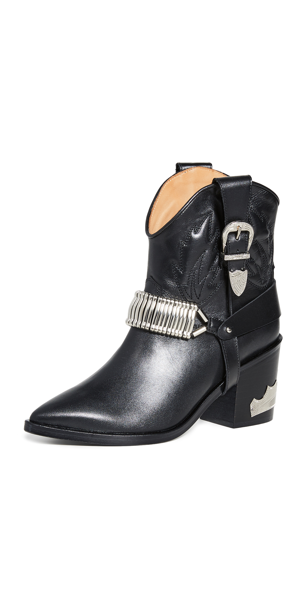 Toga Pulla Buckled Boots