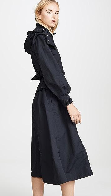 Toga Pulla Nylon Taffeta Dress