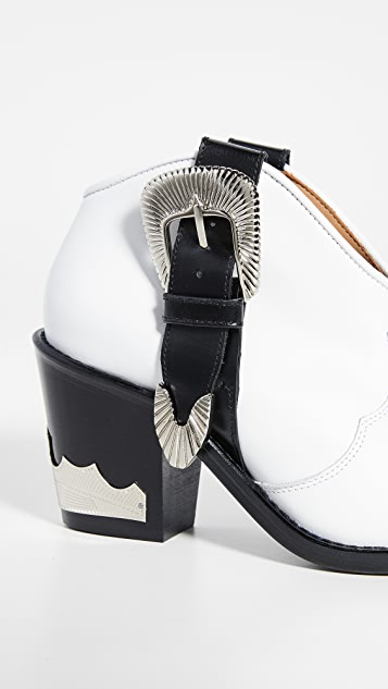 Toga Pulla Western Booties