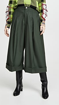 Suiting Culottes