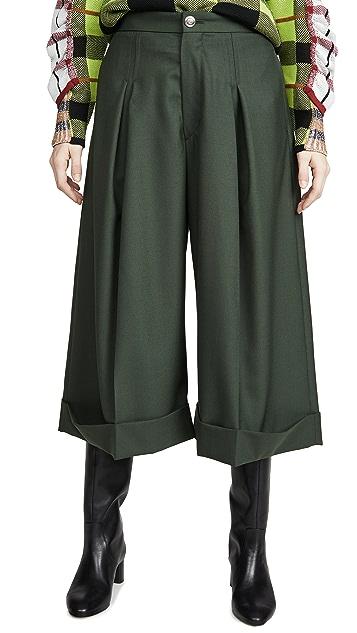 Toga Pulla 西装面料裤裙