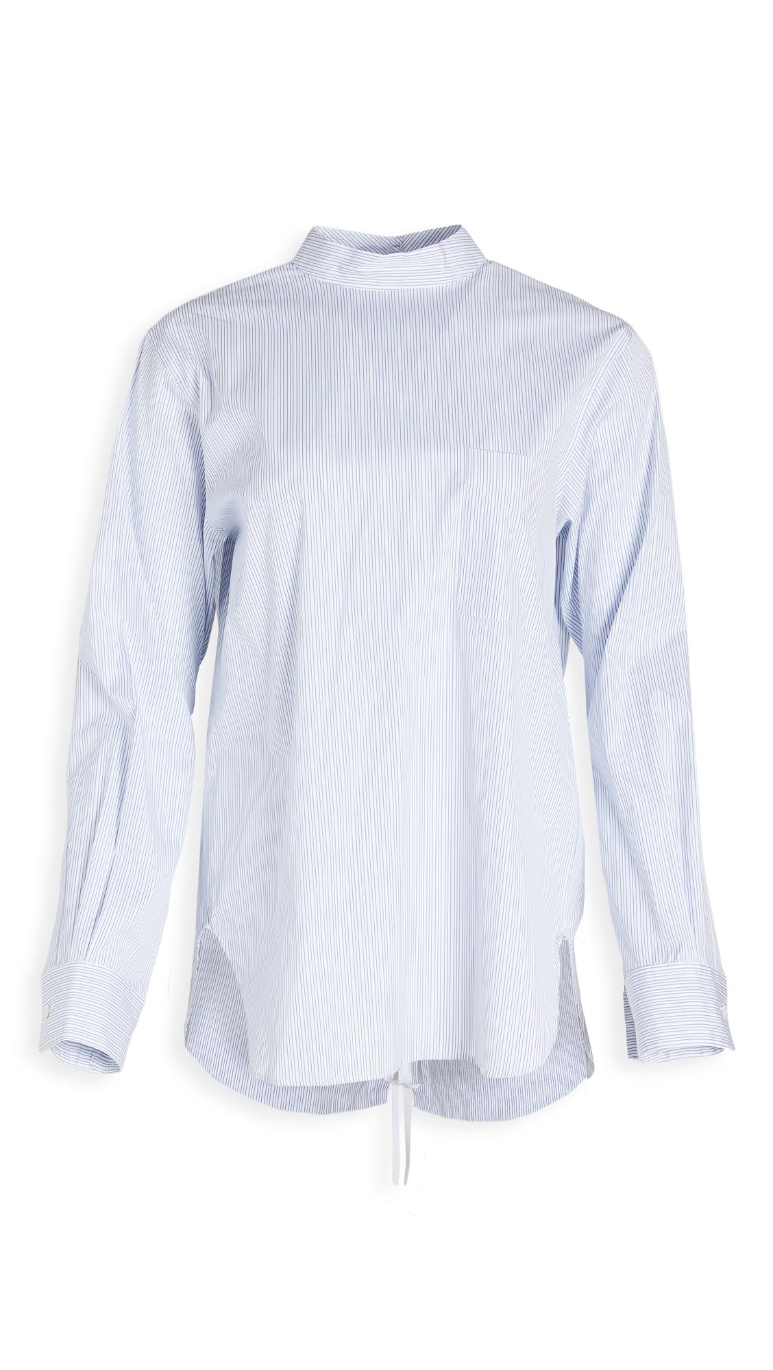 Toga Pulla Cotton Pullover Shirt