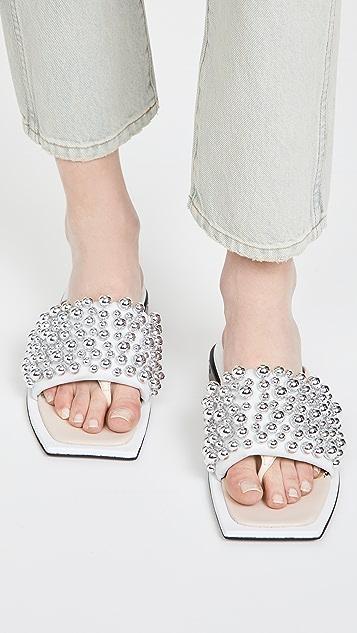 Toga Pulla 露趾穆勒鞋