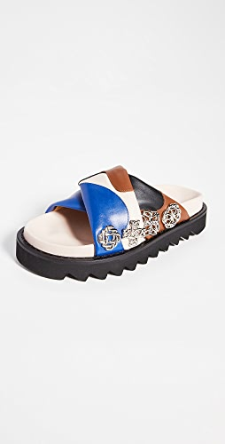 Toga Pulla - Embellished Multi Slides