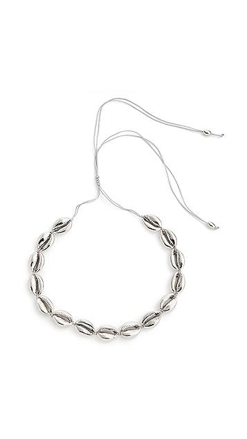 Tohum Large Puka Shell Necklace