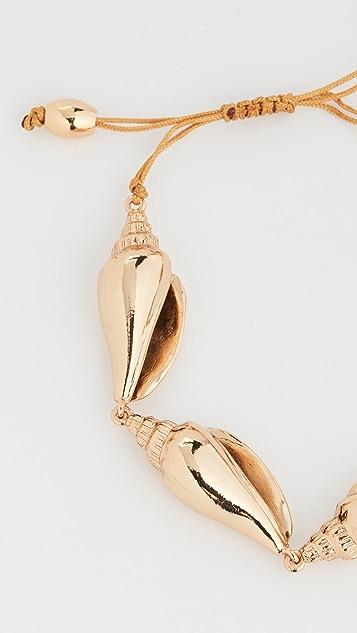 Tohum Colubra Shell Bracelet