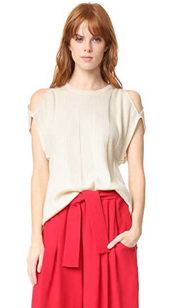 Tome Recycled Cashmere Sleeveless Sweater