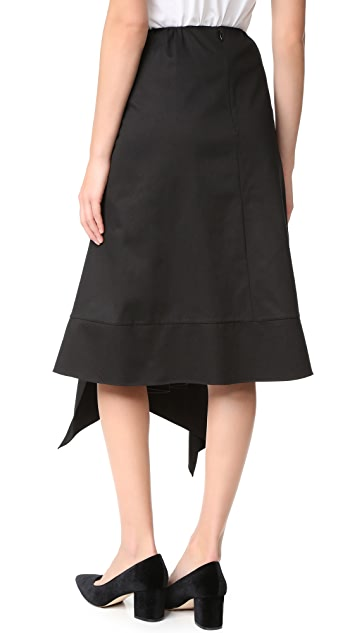 Tome Skirt with Bow