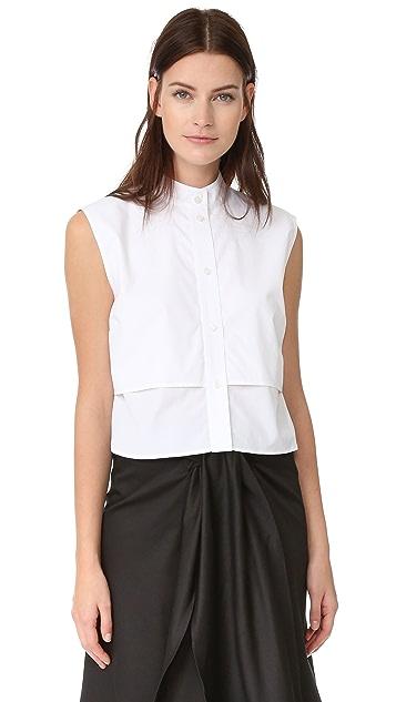 Tome Sleeveless Shirt