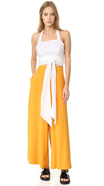 Tome Wide Leg Pants