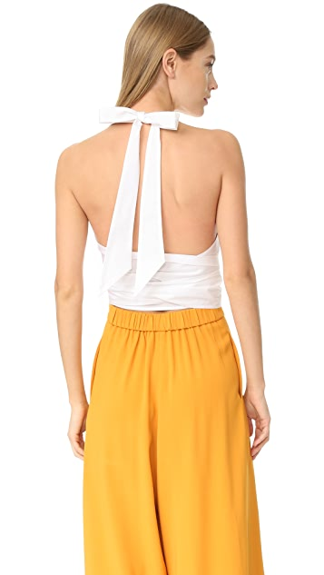 Tome Sleeveless Bustier