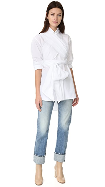 Tome Button Down Shirt