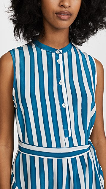 Tome Handkerchief Hem Shirt