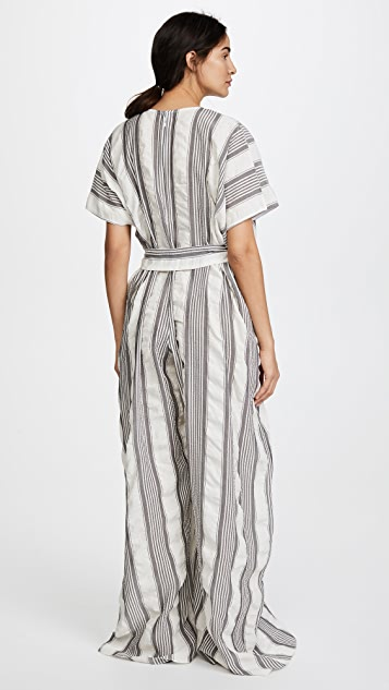 Tome Oversized Jumpsuit with Belt