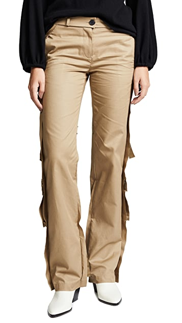 Tome Deconstructed Cargo Pants