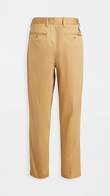 Tommy Hilfiger Iconic Re-Issue Tommy Pleated Chinos