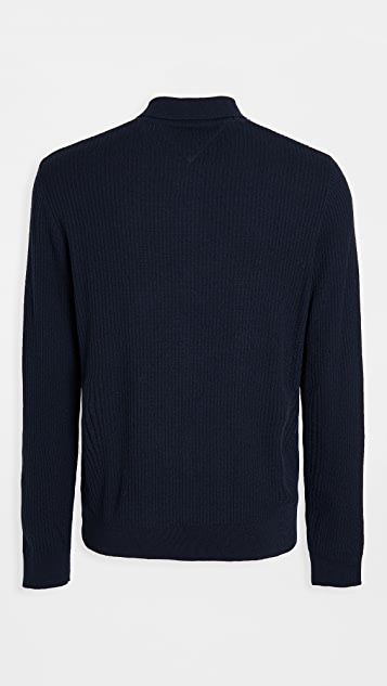 Tommy Hilfiger Textured Polo