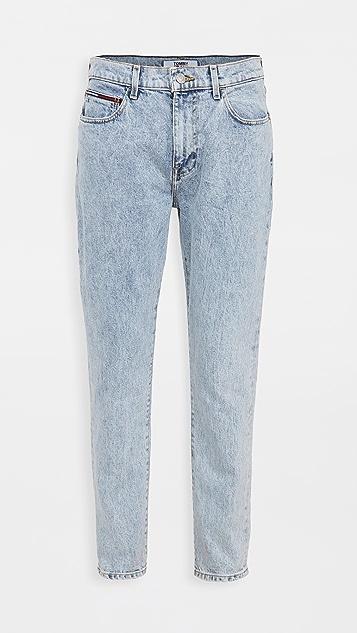 Tommy Hilfiger TJ W Dad Jeans
