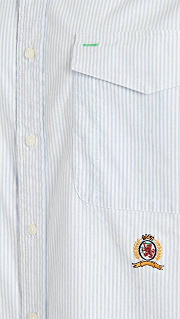 Tommy Hilfiger 35th Anniversary Re-Issue Yardley Oxford Shirt