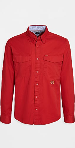 Tommy Hilfiger - Hargrove Twill Captain Shirt