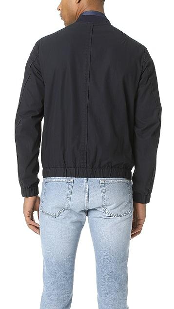Tomorrowland Twill Bomber Jacket