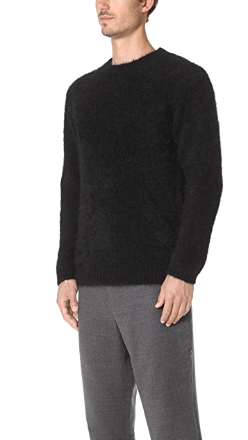 Tomorrowland Fluffy Sweater