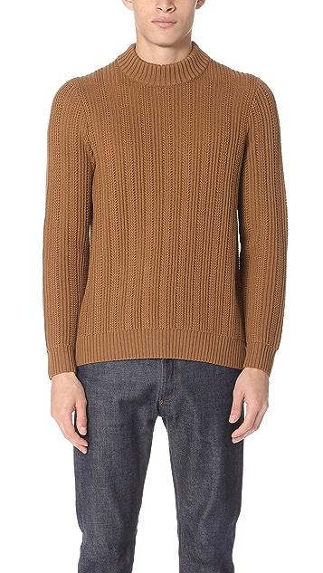 Tomorrowland Rib Sweater
