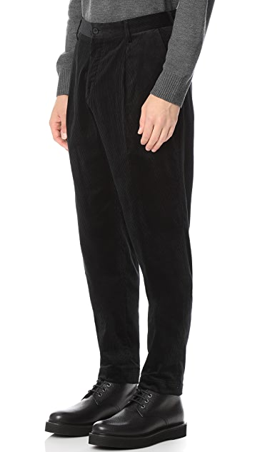 Tomorrowland Corduroy Trousers