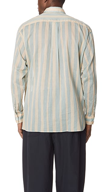 Tomorrowland Big Stripe Shirt