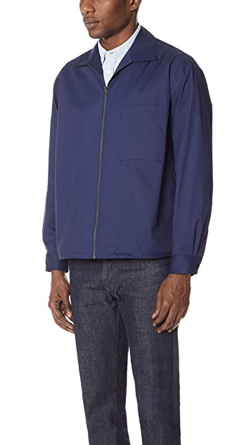 Tomorrowland Zip Shirt Jacket