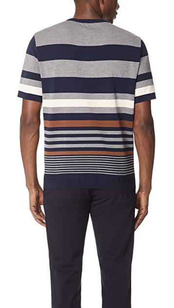 Tomorrowland Stripe Tee