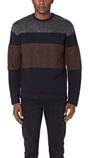 Tomorrowland Stripe Sweater