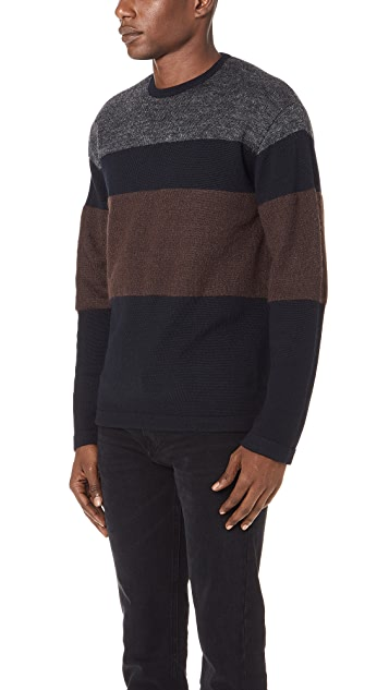 Tomorrowland Stripe Sweater