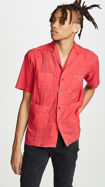 Tomorrowland Cuban Shirt
