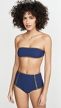 Montauk Reversible Bikini Set