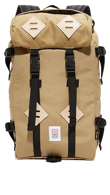 Topo Designs Klettersack Bag