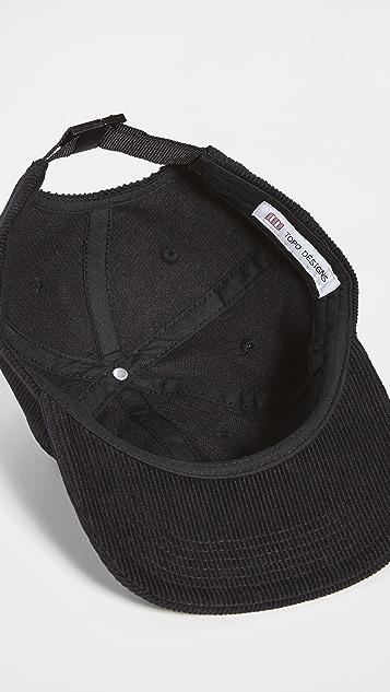 Topo Designs Corduroy Cap