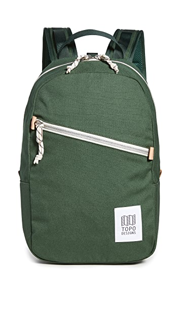 Topo Designs Forest Canvas Backpack