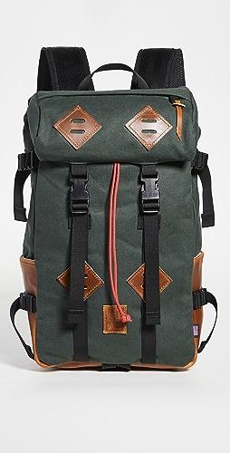 Topo Designs - Klettersack Heritage Canvas Backpack