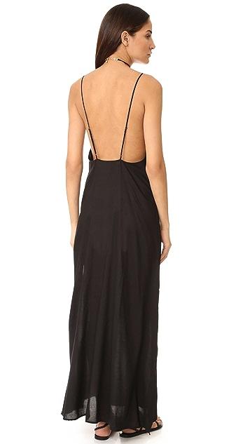 Tori Praver Swimwear Kora Maxi Dress