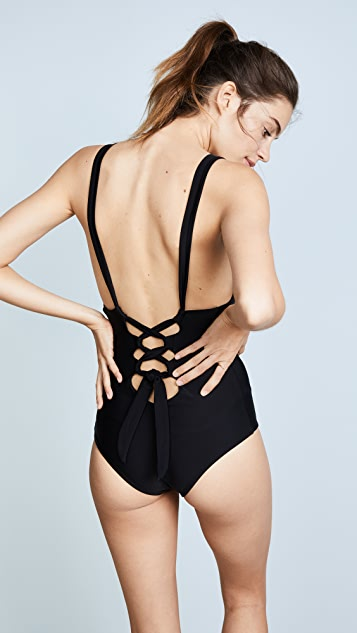 Tori Praver Swimwear Andie One Piece Swimsuit