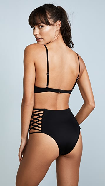 Tori Praver Swimwear Zahra One Piece