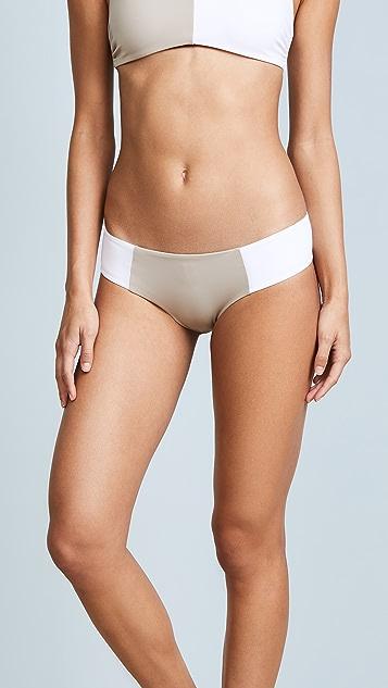 Tori Praver Swimwear Macie Beaux Bikini Bottoms