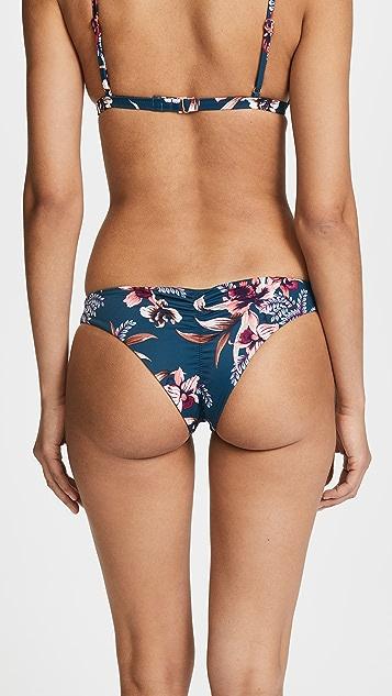 Tori Praver Swimwear Mimi Cheered Cheeky Bottoms
