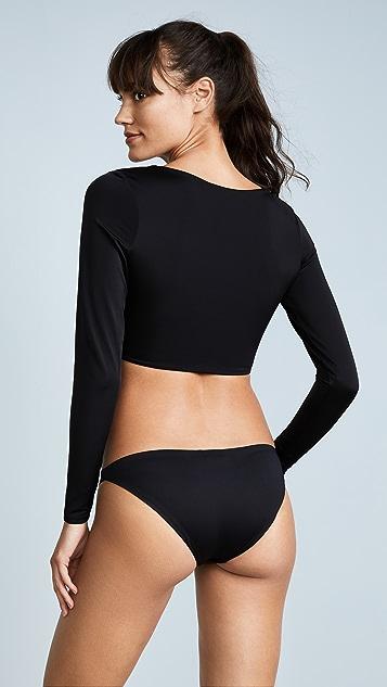 Tori Praver Swimwear Joslin Sun Top